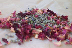 pot pourri recipe lavender rose